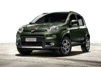 Fiat Panda 4x4 je