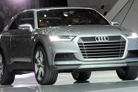 Audi Crosslane Coupé concept