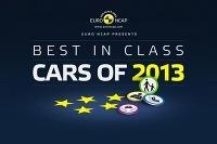 Najbezpečnejšie autá roka 2013