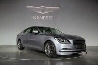 Nový Hyundai Genesis mal
