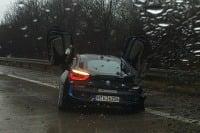 BMW i8 havarovalo na