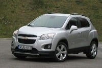 Chevrolet Trax pôsobí ešte