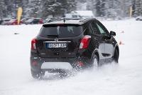 Opel Winterfahrtraining Thomatal 2014