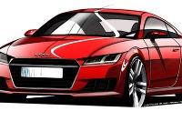Audi TT a svetlá