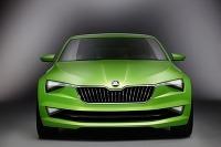 Koncept Škoda Vision C