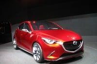 Mazda Hazumi je blízkou predzvesťou sériovej Mazdy 2
