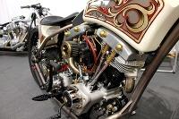 Výstava MOTOCYKEL 2014 a