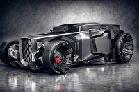 Lamborghini Rat Rod koncept