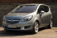 Opel Meriva dorazi na