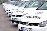 Nové Golfy pre Políciu
