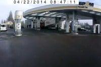 Výbuch na čerpacej stanici