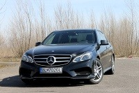 Mercedes trieda E s
