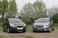 Opel Meriva 1.4 druhej