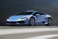 Lamborghini Huracán v službe