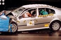 Škoda Octavia - Crash