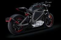 Harley-Davidson LiveWire je prvý