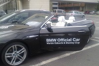 Toto BMW 6 bude