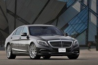 Mercedes S 500 Plug-in