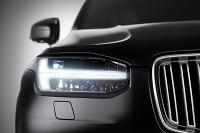Nové Volvo XC90 bude mať denné svetlá v tvare