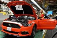 Ford Mustang začali vyrábať