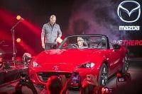 Nová Mazda MX-5
