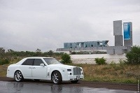 Tento Rolls-Royce Phantom má