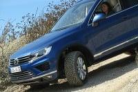 VW Touareg - facelift