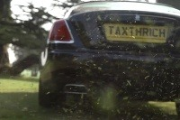 Rolls Royce Ghost vie
