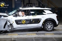 EuroNCAP crash test 2014