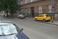 Obľúbené parkovanie v Bratislave