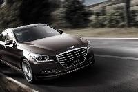 Hyundai Genesis dosiahol najlepšie