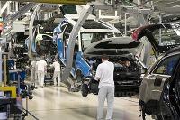 VW Slovakia - výrobná