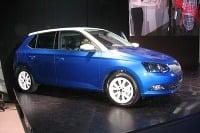 Škoda Fabia na slovenskom