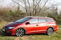 Honda Civic 1,8 Tourer