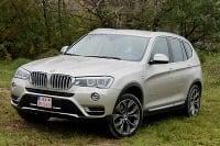 BMW X3 2,0d xDrive