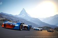 Alpine Vision Grand Turismo