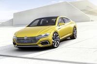 VW Sport Coupe Concept