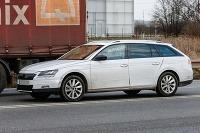Škoda Superb Combi testuje