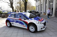 Peugeot 208 T16 bude