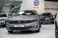 Volkswagen na autosalóne v