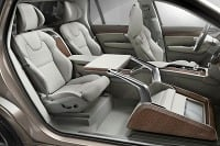 Volvo XC90 Lounge Console koncept 2015