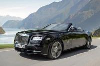 Budúci Rolls-Royce Dawn v
