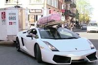 Lamborghini Gallardo s prívesom