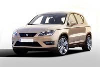 SUV založené na SEATe Leon podľa dizajnéra Autocaru