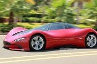 Elektrické super auto za