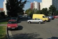 Vyhradené parkovanie