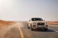 Jaguar F-Pace - testovanie