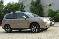 Subaru Forester 2,0D-S CVT Exclusive Navi