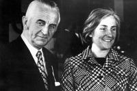 Herbert Quandt a Johanna