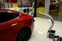 Tesla robotické rameno